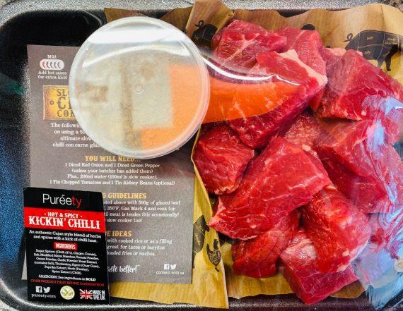 Kicking Chilli Kit Beef